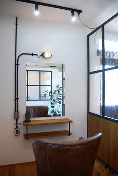Salon Business, Nail Studio, Table Furniture, Barber Shop, Interior Design, Room, House, Shopping, Home Decor