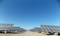 20MWp Solar Farm Location: Hami county, Xinjiang region, China Completion time: December, 2013