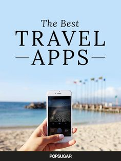 Headed out for vacation? Here are the apps you need to download on your way to the airport.