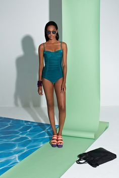 Al Moda: Pool Side Cool: Opening Ceremony Spring 2013