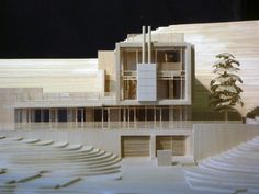 Image 7 of 13 from gallery of Villa Gardone / Richard Meier & Partners Architects. Model © Richard Meier & Partners