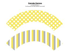 yellow+grey+Cupcake+Wrappers+%232.jpg 1,600×1,280 pixeles