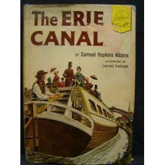 The Erie Canal (Landmark Books). I enjoyed the Landmark series and Biographies