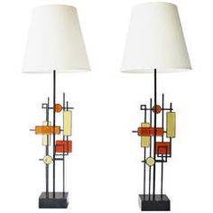 Pair of Lamps by Svend Aage Holm Sorensen