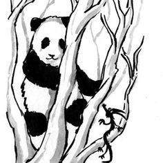 Big Panda, Dragon Quotes, Tiny Dragon, Print Pictures, Moose Art, Disney, Prints, Animals, Introvert