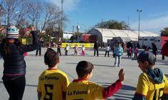 El deporte sigue vinculando a los vecinos de todas las edades en Tigre