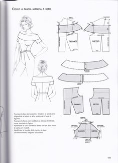 Diy Discover from La tecnica dei modelli uomo donna 1 Dress Sewing Patterns Sewing Patterns Free Clothing Patterns Sewing Tutorials Sewing Hacks Pattern Sewing Sewing Tips Bodice Pattern Collar Pattern Dress Sewing Patterns, Sewing Patterns Free, Sewing Tutorials, Sewing Hacks, Clothing Patterns, Pattern Sewing, Sewing Tips, Skirt Patterns, Dress Tutorials