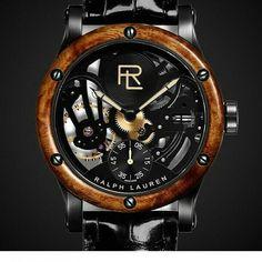 bedivinity:Relojes de Lujo @ralphlauren