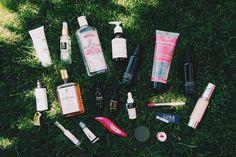 short, small, & sweet: Desert island beauty tag