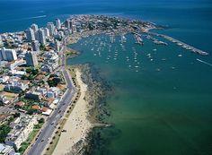 Punta Del Este, Uruguay > 1 of my fav places ever... honeymoon... good times! :)