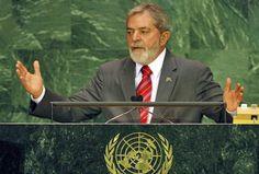 Está se configurando no Conselho de Segurança da ONU uma situação bastante particular que possibilitaria a eleição do ex-presidente brasileiro para o cargo