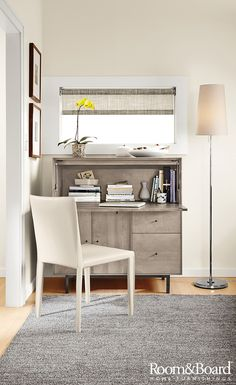 Modern office furniture designed to work for you. Find modern desks, chairs, storage solutions and accessories to meet all of your office needs.
