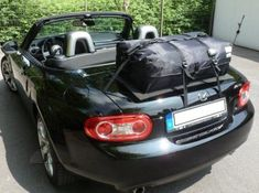 27 Best Mazda MX5 Luggage Rack images in 2016 | Boot rack