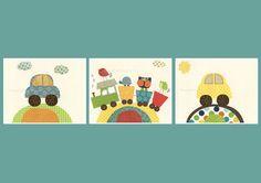 Baby Nursery Art Decor nursery art print kids by DesignByMaya, $50.00
