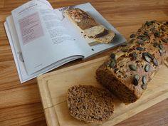 Zdravě jíst: 19/52: Chleba bez hnětení
