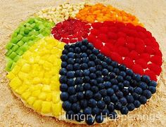 Pool party cookie cake
