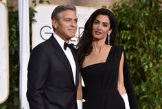 OnlyOnAOL: How Amal Clooney shut down the red carpet in Cannes Amal Clooney, George Clooney, Michelle Pfeiffer, The Beverly, Beverly Hills, Expensive Taste, Golden Globe Award, Red Carpet, Jan 11