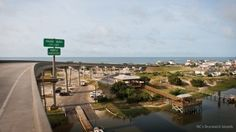 HOLDEN BEACH BRIDGE. The view will take your breath away!