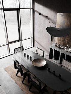 Light Render ArchViz on Behance Studio Lighting, Lighting Design, 3d Art Gallery, Wabi Sabi, Lights, Dining, Architecture, Interior Design, Table