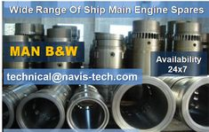 59 Best MAN B&W Ship Main Engines,We Supply Spares For MAN B&W S MC