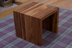 Stunning Walnut coffee table with gorgeous grain structure:  http://www.norfolkoak.com/clearance/#targetAnchor18