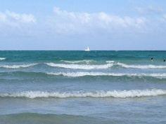 Loving the view! #boat #sea #ocean #onthewater #bytheocean #bythewater #beach #beautiful #surf