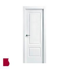 Modelo 9202 AR/ LACADA BLANCA / Colección Lacada / Puertas de interior Sanrafael
