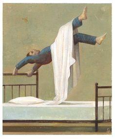 Insomnia-Gerard Dubois