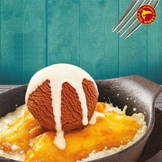 Get your Sizzling Banana Fritters with Ice Cream at $1 now with purchase of any drinks @The Manhattan FISH MARKET! Available every weekday till 5pm. Check in store for more details. Terms & Condition apply. https://www.alady.sg/brand/the-manhattan-fish-market?p=10499 #aladysg