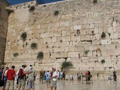 muro de los lamentos, Jerusalem averigua en www.turinco.co/ empieza en Tierra Santa, termina en Italia WOWW! #turinco
