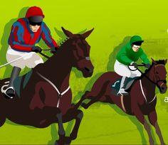At Yarışı temasında karakterlerimizle beraber sıkı bir şekilde görevleri yerine getirmeye çalışacak ve atları kontrol altına alarak yarışmada birinci olabilmek için çaba sarf edeceksiniz.  http://www.kolayoyun.com/at-yarisi.html