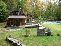 Stylish & Secluded Woodstock Country Home With Pool - Prime LocationVacation Rental in Woodstock from @homeaway! #vacation #rental #travel #homeaway