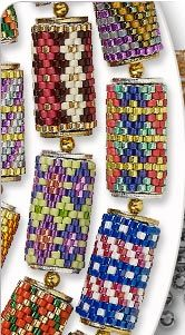 Design Idea CADA Necklace at fire mountain gems