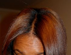 A Natural's Recipe for Successfully Flat Ironed Hair--would this help for silky results when rollersetting? Natural Hair Care Tips, Natural Hair Journey, Natural Hair Styles, Curly Hair Treatment, Transitioning Hairstyles, Ethnic Hairstyles, Healthy Hair Tips, Black Hair Care, Natural Hair Inspiration