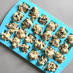 Peanut Butter Chocolate Chip Cheesecake Fat Bombs