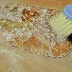 Chlieb z pekáča • recept • bonvivani.sk Bread, Angel, Peace, Friends, Food, Amigos, Brot, Essen, Baking