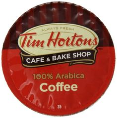 Tim Hortons Single Serve Coffee Cups, 12 Count (Pack of 6) Tim Hortons http://www.amazon.com/dp/B00GDIMTNY/ref=cm_sw_r_pi_dp_5bK1ub0J9NBWP