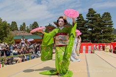https://flic.kr/p/Gb125C | Heian Shrine: Reisai Festival in Kyoto.
