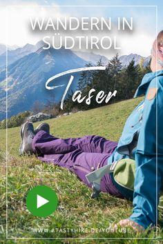 Wandern in Südtirol: In diesem Video nehmen wir dich mit auf eine Wanderung auf den Taser bei Schenna in Südtirol. Diese Wanderung ist ideal für Genusswanderer und fortgeschrittene Wanderer. Mehrere Hütten laden zur gemütlichen Einkehr ein. #Wandern #Südtirol #Taser #Wanderung #Genusswandern Amsterdam, Hiking, Wanderlust, Videos, Tasty, Nature, Travel, Traveling With Children, Hiking With Kids