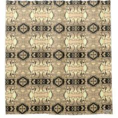 Boa Shower Curtain - home decor design art diy cyo custom