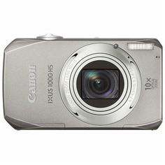 Canon PowerShot SD4500IS 10MP Digital Elph Camera at nomorerack.com for 100% off.