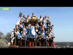 ▶ Namur - Les 40 molons enregistrent un DVD - YouTube