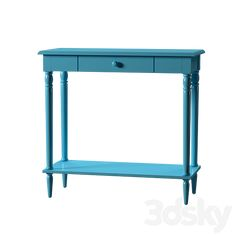 3d models: Console - Carlisle console table Carlisle, 3d Rendering, Console Table, Entryway Tables, Models, Furniture, Home Decor, Templates, Decoration Home