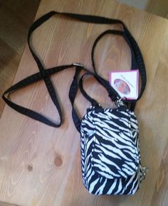 Charm14 Purse Plus Touchscreen Wristlet in Zebra Print | Cell Phones & Accessories, Cell Phone Accessories, Other Cell Phone Accessories | eBay!