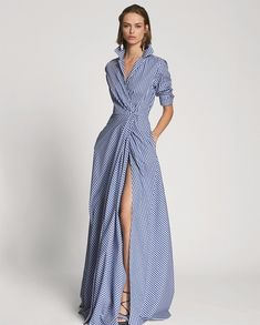 swish and thrift - Fashion - Country attire - Summer Dress Outfits Summer Dress Outfits, Casual Dresses, Fashion Dresses, Maxi Dresses, Preppy Dresses, Fashion Hats, Vogue Fashion, Fashion 2018, French Fashion