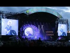 Queen and Adam Lambert - Don't Stop Me Now - Isle of Wight Festival 2016