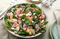 Zesty Radish Salad Recipe - Kraft Recipes