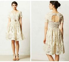 a10ca6df $179.99 Tracy Reese Dress, Spring Summer Fashion, Anthropologie Dresses,  Cold Shoulder Dress,