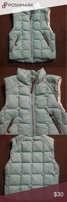 Toddler Girls Ugg Puffer Vest Size 3 - like new - worn once UGG Jackets & Coats Vests