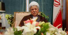 Ayatollah Ali Akbar Hashemi Rafsanjani, Ex-President of Iran, Dies at 82 - The New York Times